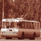 Мой троллейбус
